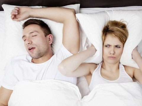 Causes and Cures For Sleep Apnea – Bentonville, AR Mattresses Header Image