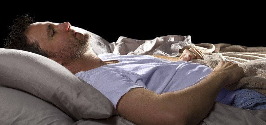 Sleep Problems in Adults – You're not Alone Header Image